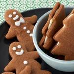 Имбирное печенье «Пряничный человечек»