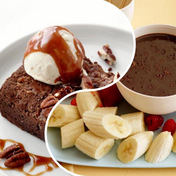 Фото Быстрые осенние десерты