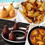 Рецепты блюд с сезонными грушами