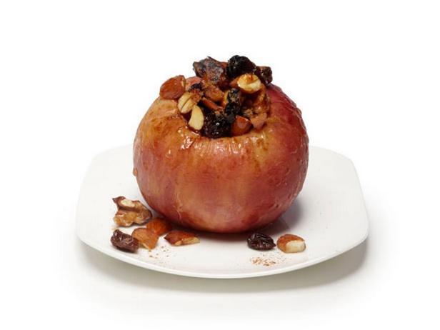 Фото блюда - Печеные яблоки от Рона Бен-Израиля