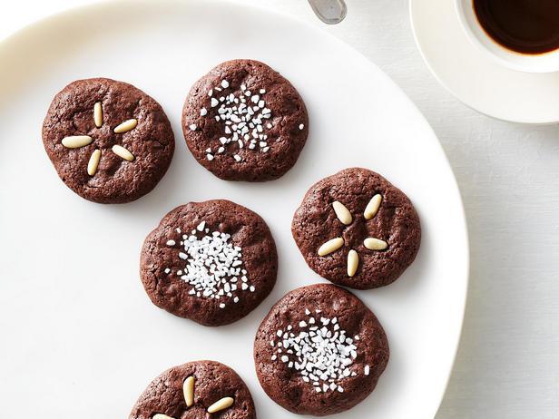 Фото Печенье «Шоколадное Амаретти»
