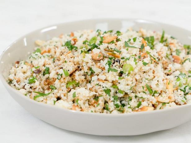 Фотография блюда - Рис из цветной капусты