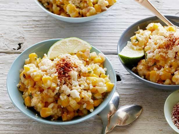 Фотография блюда - Разобранная кукуруза по-мексикански