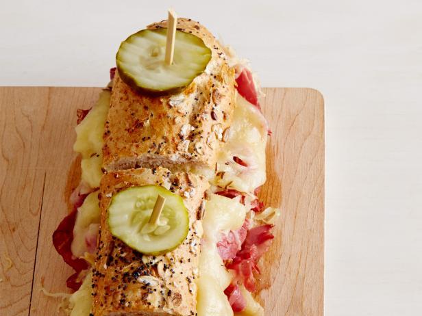 39. Сендвич «Рубен»
