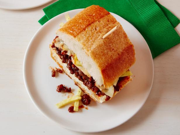 41. Сендвич «Неряха Джо»