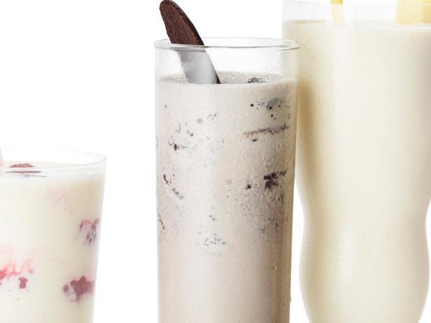 23. Молочный коктейль с печеньем
