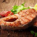 Как жарить лосося на гриле: пошаговый фото рецепт