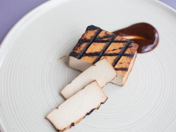Копченый тофу