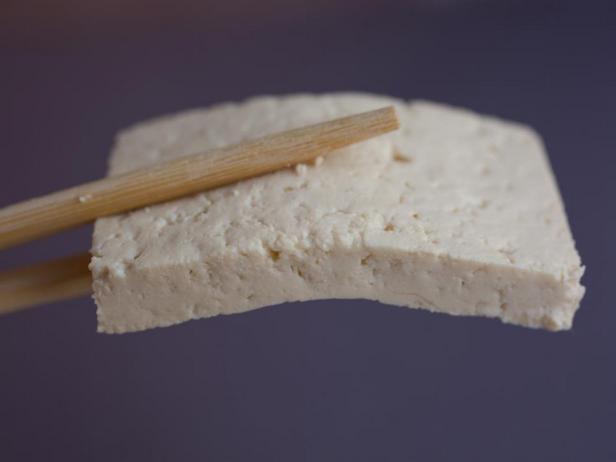 Твердый тофу