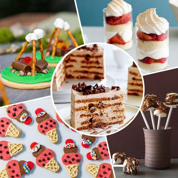 Фото Лучшие десерты для пикника – 100 рецептов