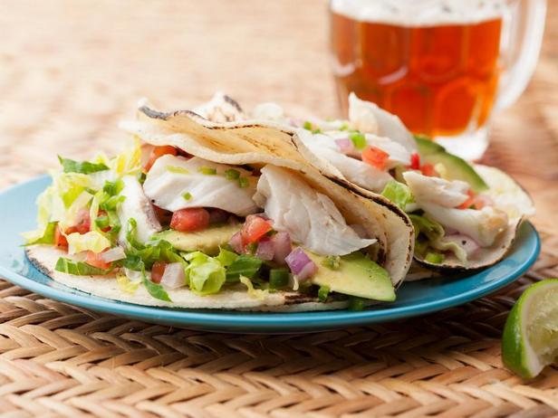 Фотография блюда - Рыбные тако