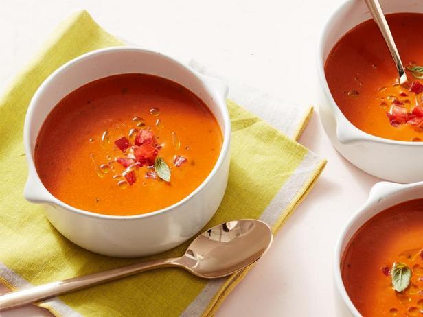 Фотография блюда - Томатный суп 2.0