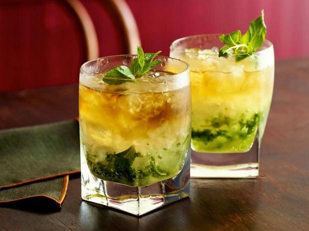 Фотография коктейля - Мятный джулеп