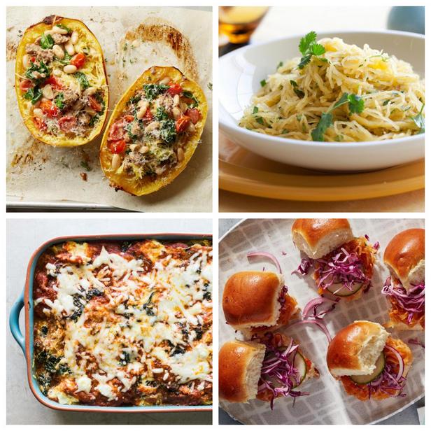 Фото Лучшие рецепты блюд из тыквы-спагетти