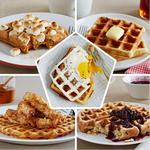 Классические и необычные рецепты вафель