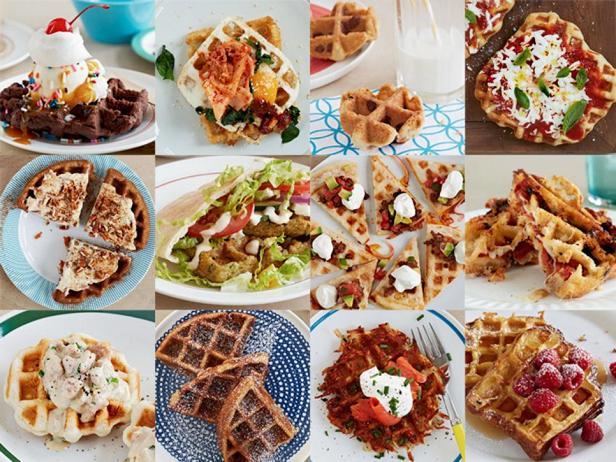 Фотография блюда - Больше рецептов вафель