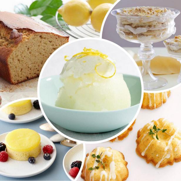 Фото Лучшие рецепты из лимонов