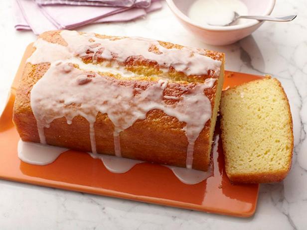 Фотография блюда - Лимонный кекс на йогурте