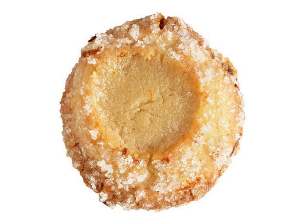 Фотография блюда - Печенье с лимонной цедрой