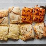 Огромная сэндвичдилья «Четыре вкуса»