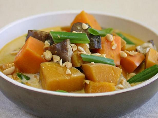 Фотография блюда - Зимние овощи по-азиатски в медленноварке