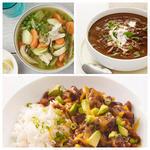 Супы и тушеные блюда в медленноварке (мультиварке)