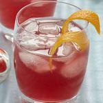 Тонизирующий апельсиново-смородиновый коктейль