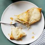 Даниш - простая сладкая слойка с сыром