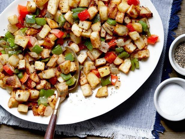 Фото Лучший завтрак из картофеля в духовке