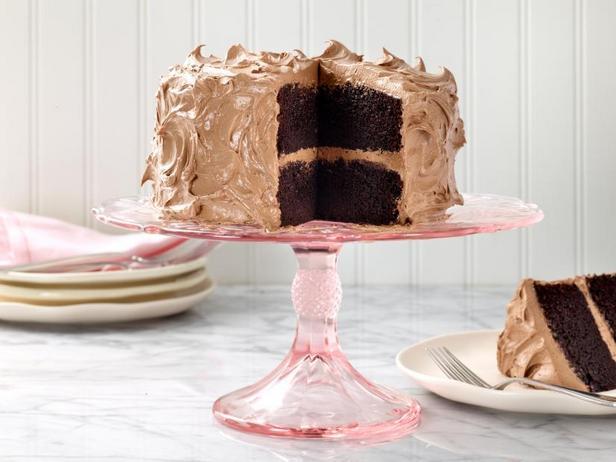 Фото Шоколадный торт Битти
