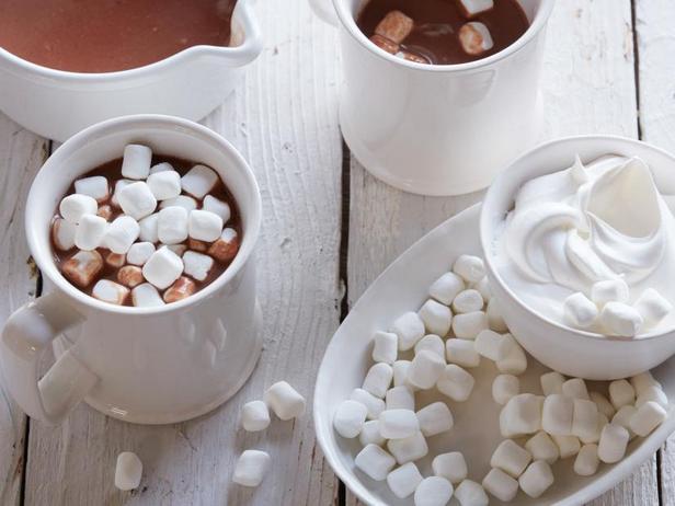 Фото Горячий шоколад со вкусом имбирного пряника