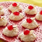 Пирожные «Миндальные снежки»