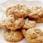 Ореховое печенье с кусочками шоколада