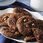 Безглютеновое печенье «Двойной шоколад»