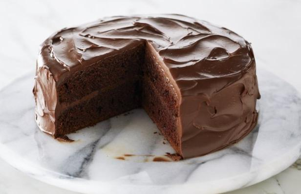"Торт Пища Дьявола. Шоколадный торт ""Пища Дьявола""."