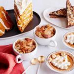 Порционные десерты для двоих