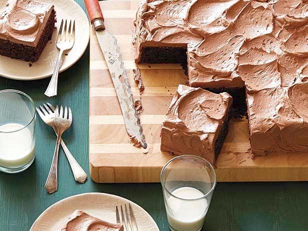 Фото Шоколадный торт из колы