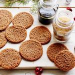Печенье с мелассой