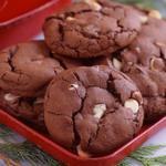 Печенье «Три шоколада» с гвоздикой