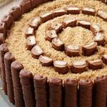 Торт для влюблённых Twix