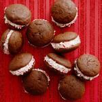 Шоколадно-мятное печенье «Вупи пай»