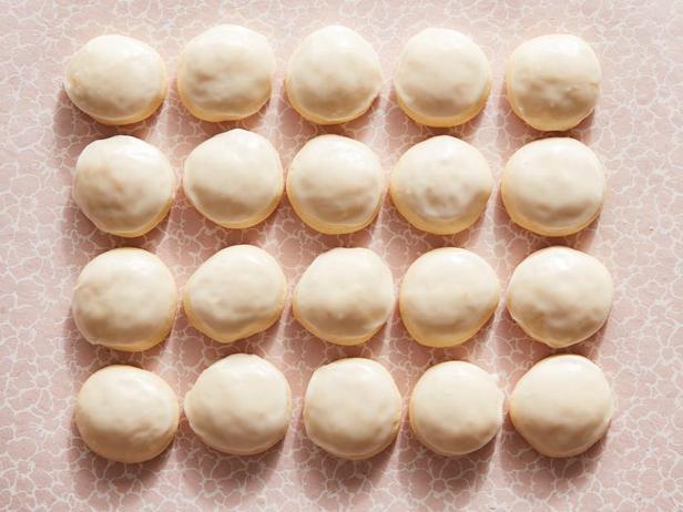 Фото Апельсиновое печенье с рикоттой