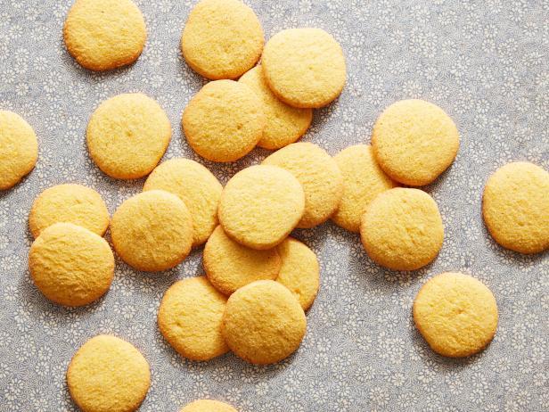 Фото Итальянское кукурузное печенье