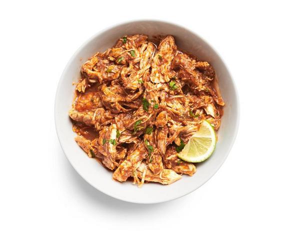Фотография блюда - Рваная курятина в мультиварке