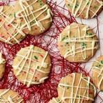 Рождественское печенье «Конфетти»