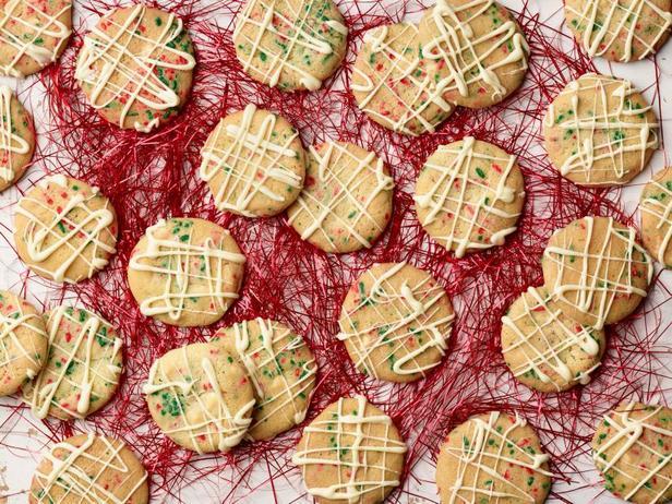 Фото Рождественское печенье «Конфетти»