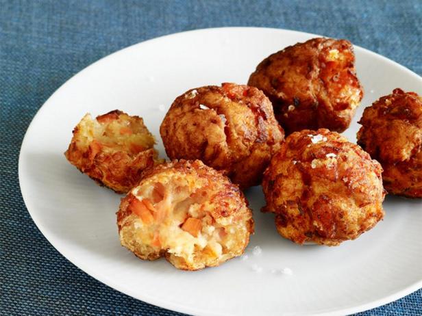 Фотография блюда - Крокеты из сёмги на завтрак