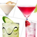 Ретро-коктейли для вечеринки