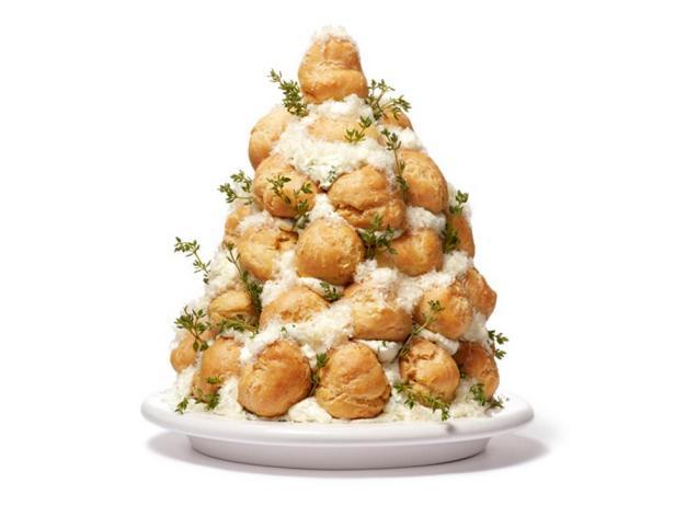 Фотография блюда - Сырный «Крокембуш»