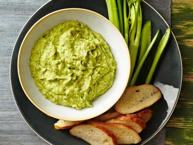 Фотография блюда - Соус из авокадо